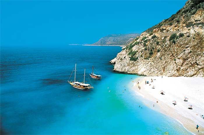 درباره آنتالیا - ساحل آنتالیا